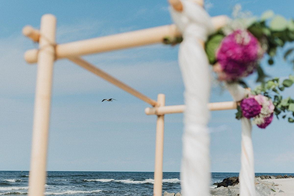Freie Trauung/Hochzeit auf der Insel Hiddensee - Fotografin für Hochzeiten und kleine Trauungen auf Rügen, Usedom, Hiddensee und Fischland Darß an der Ostsee