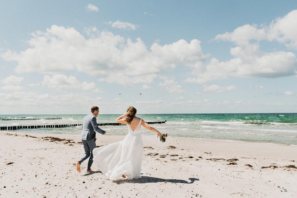 Eure Hochzeitsfotografin an der Ostsee auf Rügen, Hiddensee, Usedom & Fischland Darß!