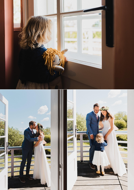 Hochzeit Asta Nielsen Haus - Hochzeitsfotograf Hiddensee - Heiraten in Vitte - Hochzeitsfotos Ostsee