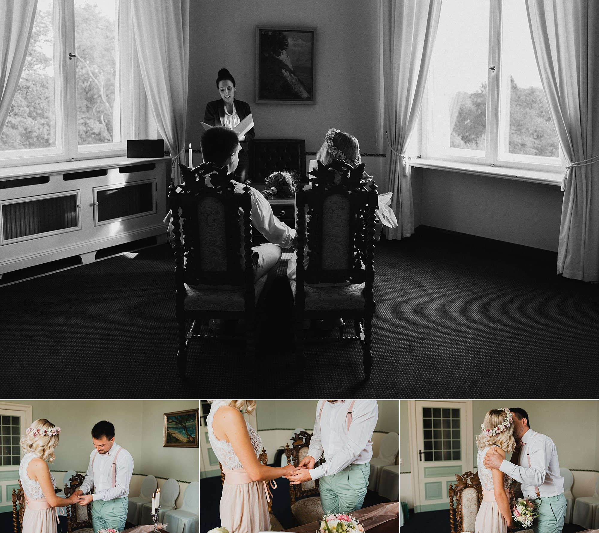 Weddings Schlosshotel Ralswiek