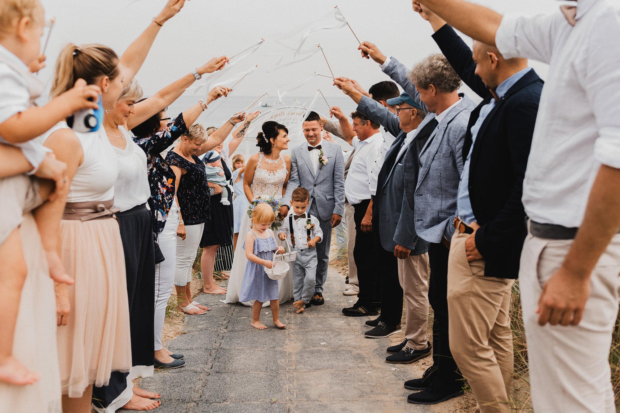 Hochzeitsreportage - Rügen - Kurhaus Binz - Baltic Hotel Göhren - Trauung - After Wedding - Paarshooting - Fotograf Ostsee