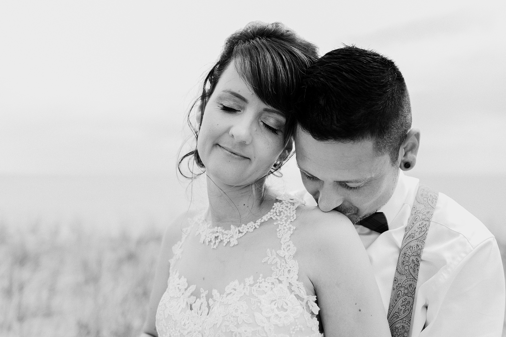 Ich begleite eure Trauung in Göhren auf Rügen - mobile Hochzeitsfotografie auf Rügen - Strandhochzeit Binz, Baabe, Göhren