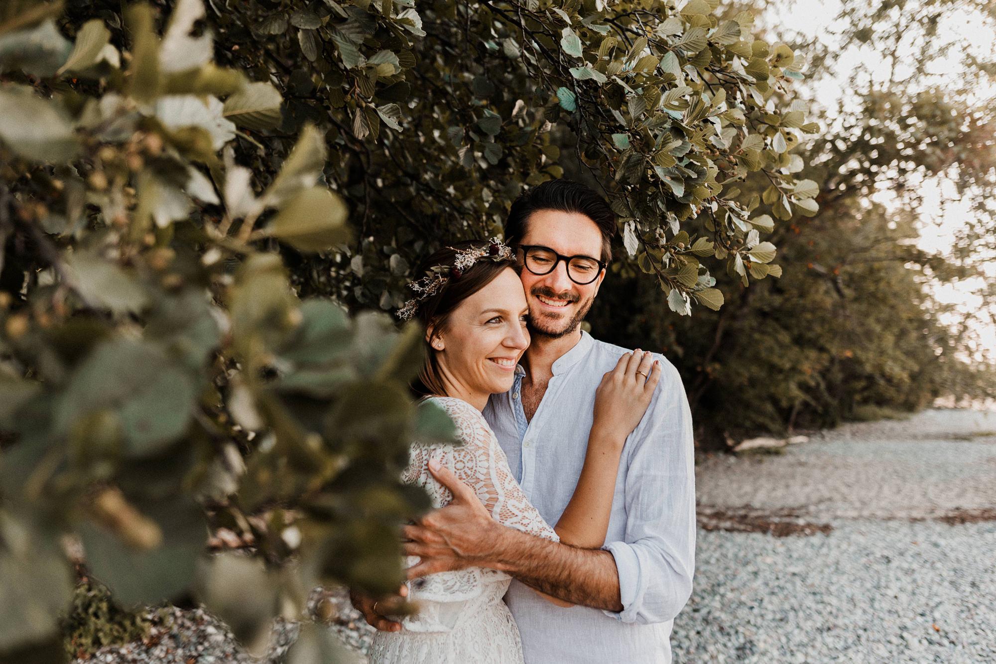 Hochzeitsfotograf an der Ostsee - freie Trauung auf Rügen - Paarfotografie in Binz