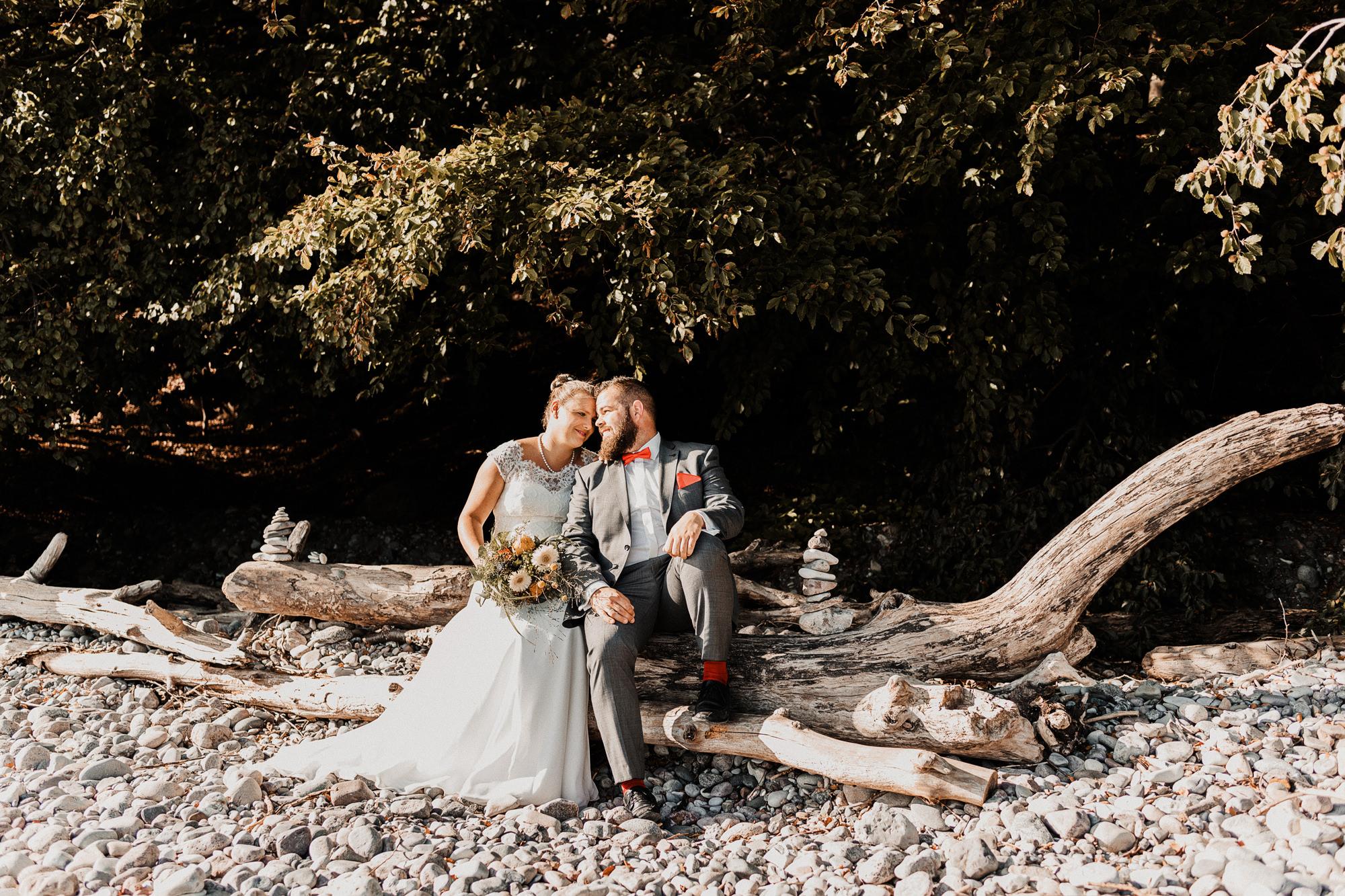 Brautpaarshooting - Ruegen - Binz - Brautpaarfotos - Pärchenfotos - After Wedding - Baabe - Goehren