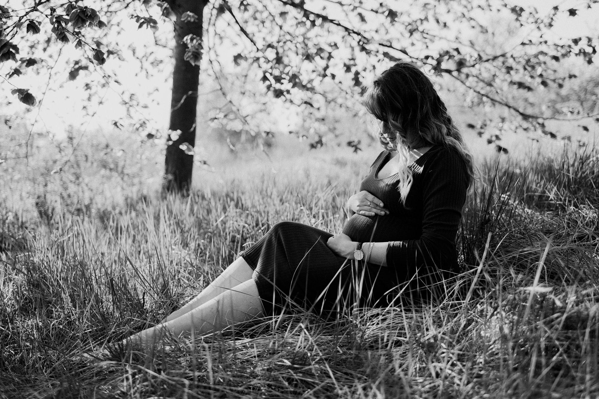 Babybauchshooting - Bad Doberan - Schwangerschaft - Rostock - Fotoshooting - Babybauchfotografie - Warnemünde