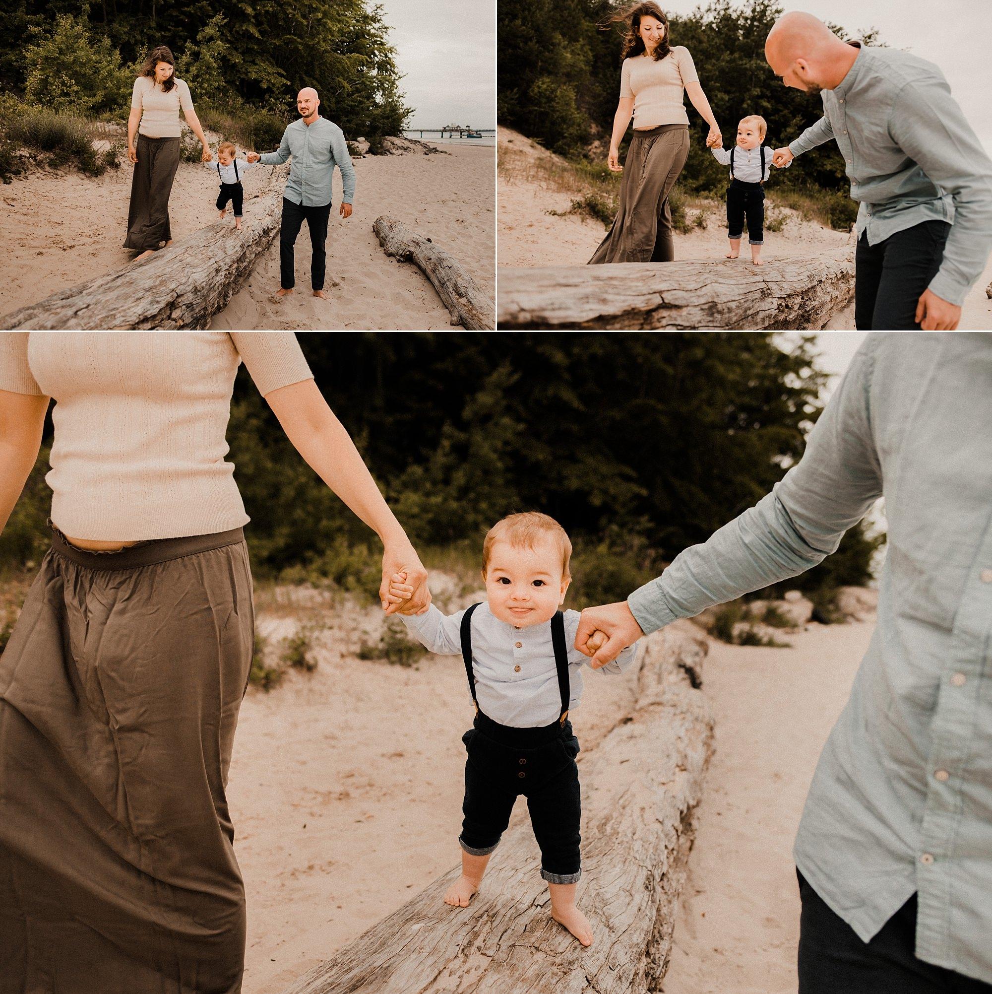 Familienfotograf - Rügen - Familienshooting - Sellin - Selliner Fotograf - Babyfotografie - Babyshooting - Binz - Strand - Ostseeurlaub - Fotoshooting - Natur - Insel Rügen