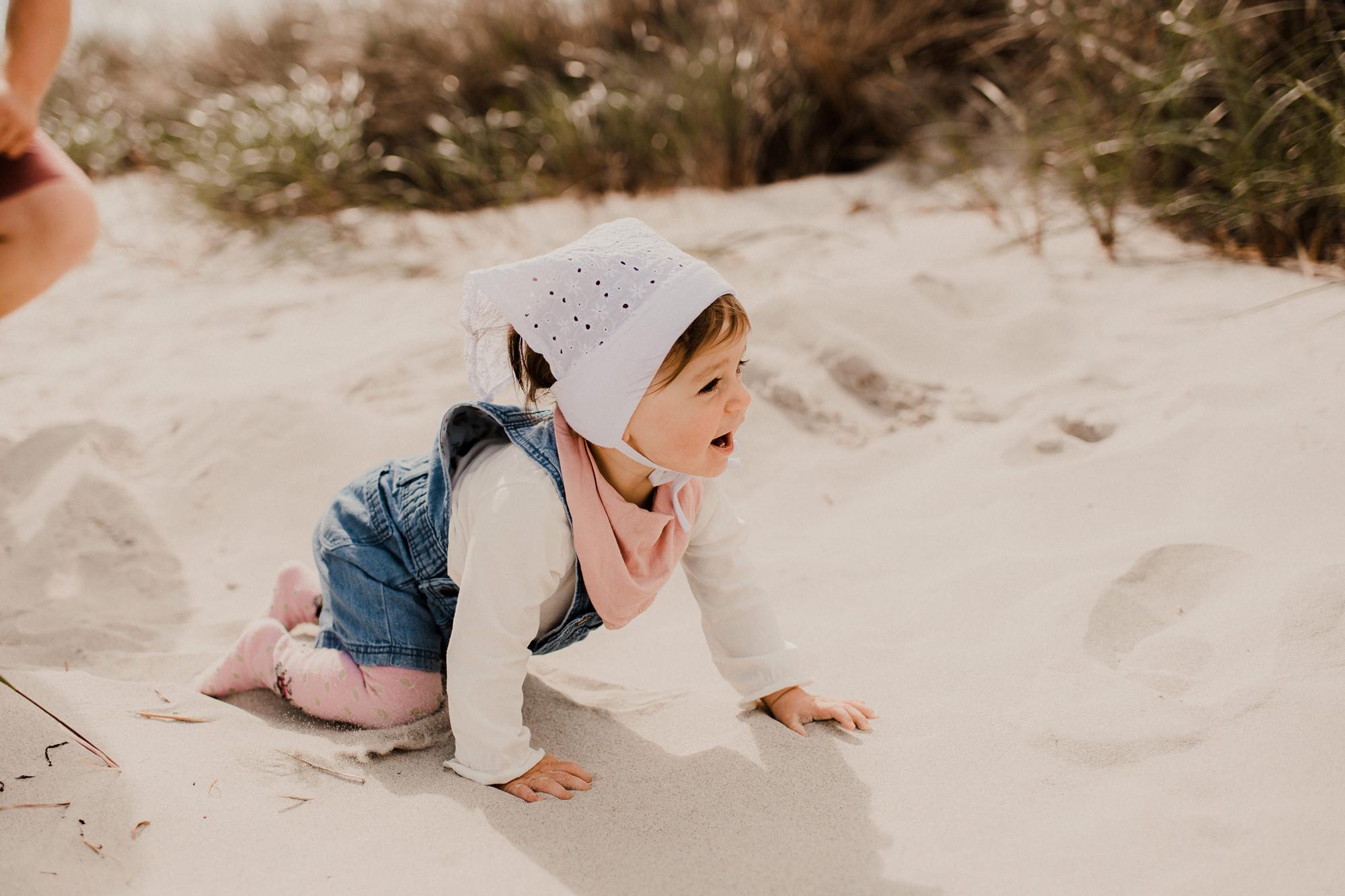 Ostseeurlaub - Warnemünde - Fotograf - Graal Müritz - Familienfotografie - Zingst - Familie - Babyfotografie