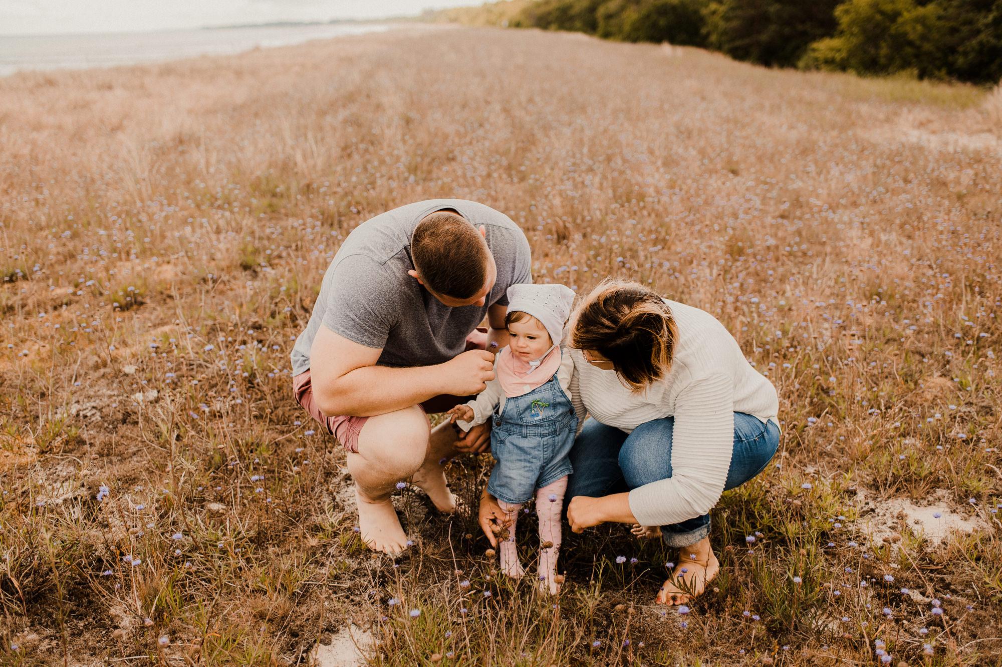 Fotograf Rügen - Familienfotograf Binz - Familienshooting Ostsee - Monique Krüger - zeitlose Babyfotos