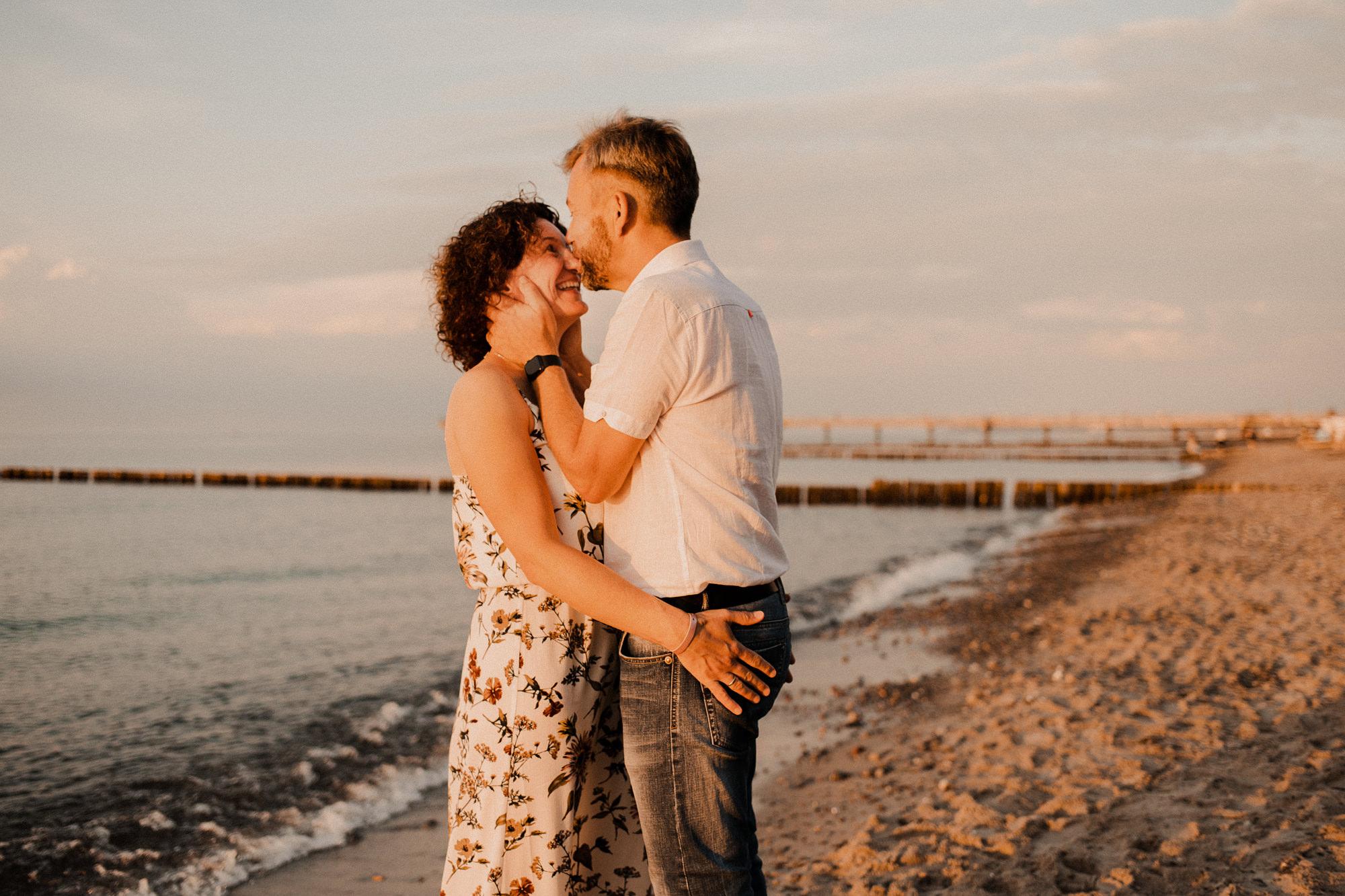 Hochzeitsfotograf - Grand Hotel Heiligendamm - Hochzeitsfotografie - Ostsee - Fotograf Gespensterwald Nienhagen - Hochzeit feiern - Fischland Darß