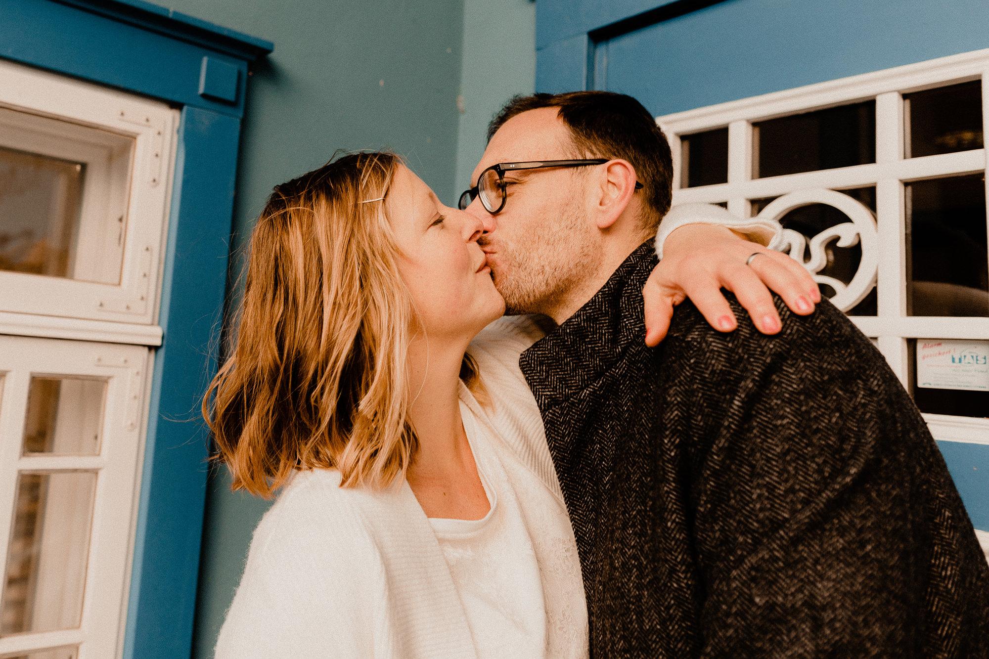 Hochzeitsfotograf Darß - After Wedding Shooting Ahrenshoop - Fotograf Kurhaus Zingst - Hochzeitsshooting Fischland Darß - Hochzeitsfotograf Ostsee