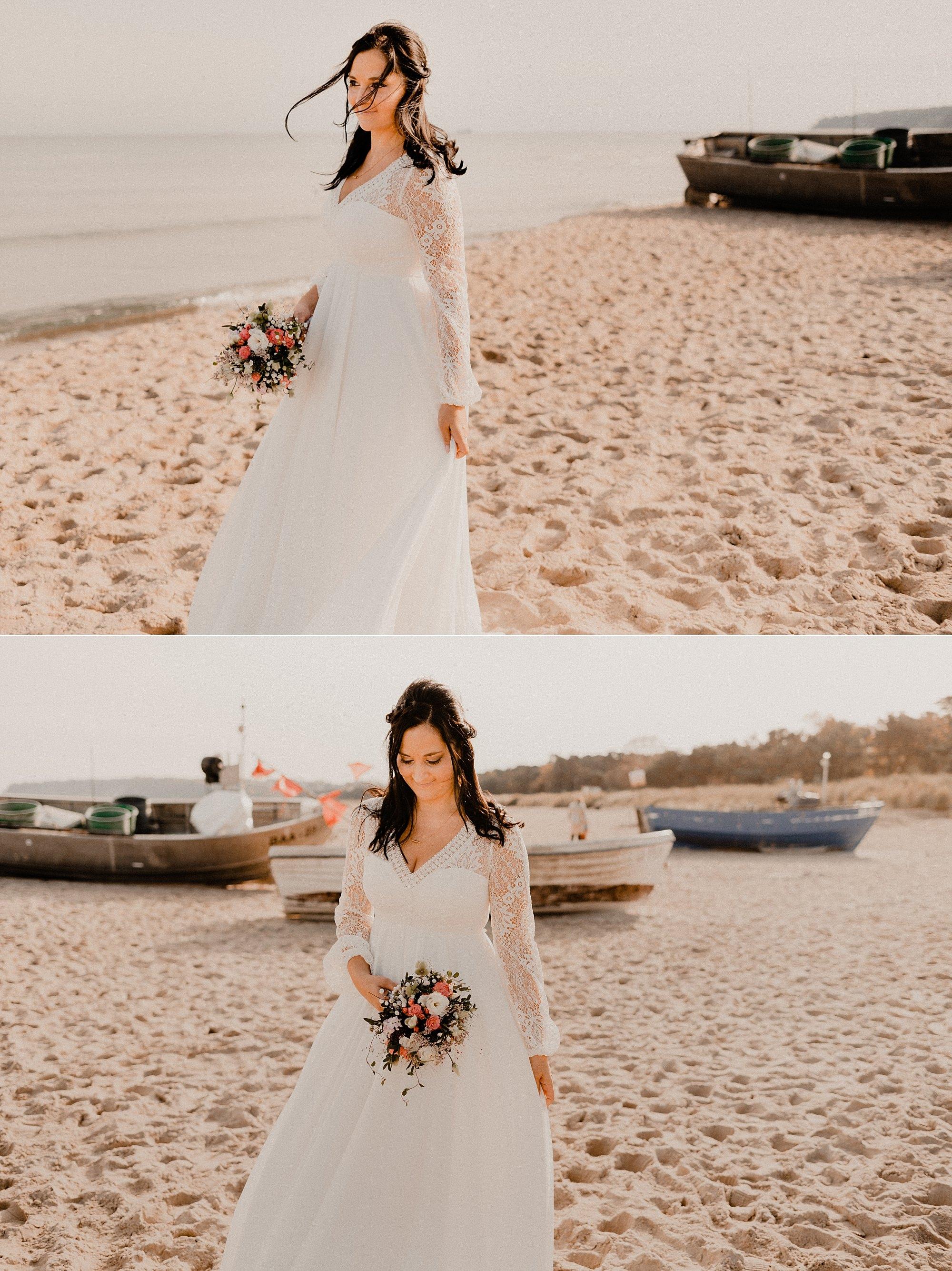 Fotograf - Baabe - Hochzeit - Hochzeitsfotograf - Sassnitz - Rügen - Hochzeitsfotos - Ostsee - Herbsthochzeit - Göhren - Heiraten - Seebrücke Sellin - Trauung - Kurhaus Binz